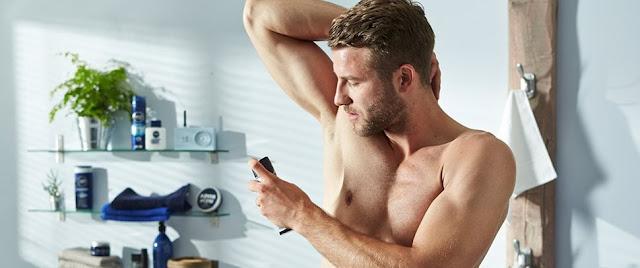 3 Kesalahan Saat Menggunakan Deodorant