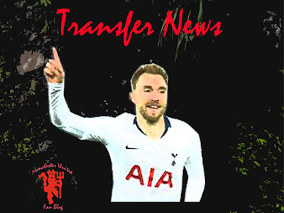 Christian Eriksen to Manchester United