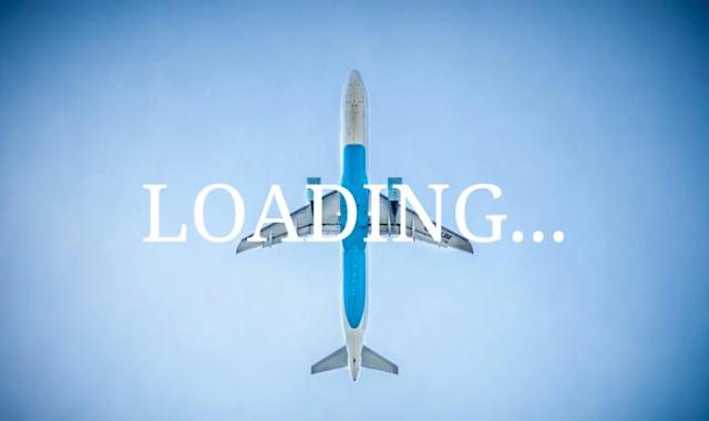 fast loading website or blog