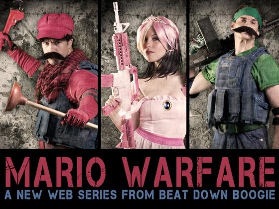 Mario Warfare