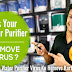 Is Your Water Purifier Removes Virus From Water? Secret Revealed : Best Water Purifier in India