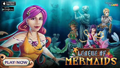 League of Mermaids: Match-3 Apk for Android