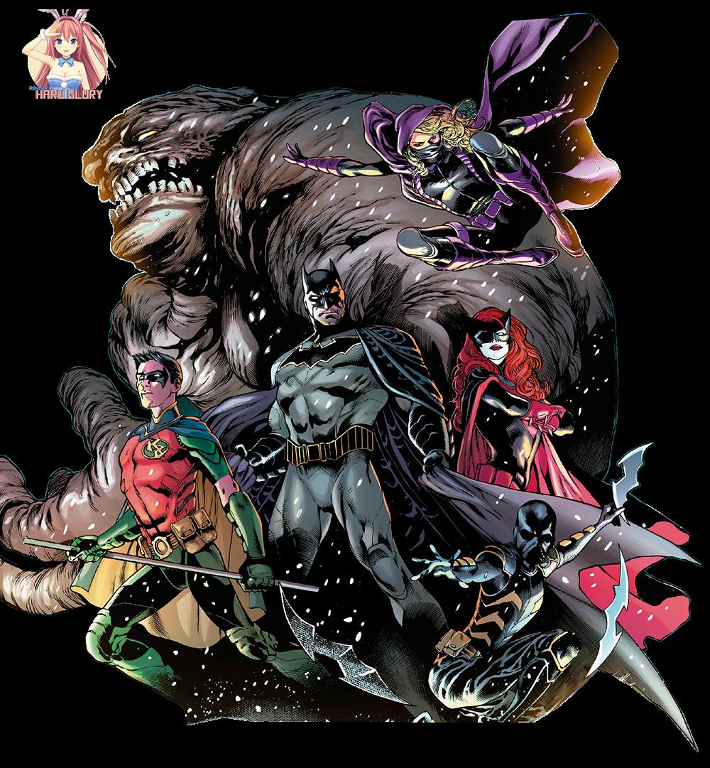 Batfamily 01
