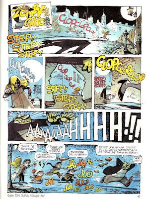 Zomby y el Gato, Creepy 2ª nº 6