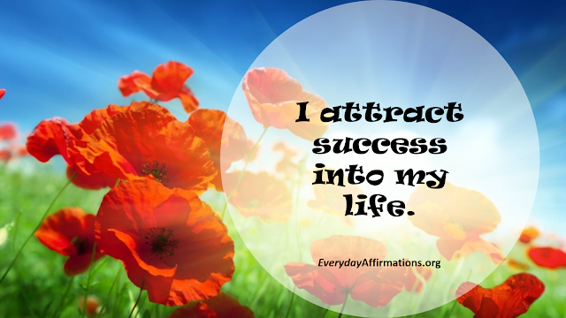 Affirmations for Success, Daily Affirmations
