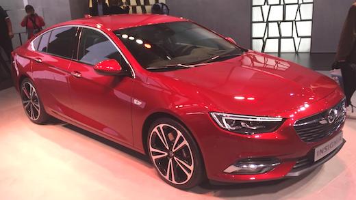 2019 Vauxhall Insignia Rumors