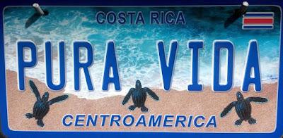Costa Rica es Pura Vida