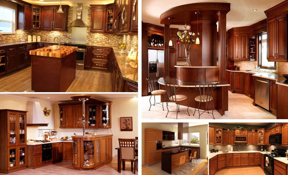 50 Modern Kitchen Craft Wood Cabinets Designs   Kitchen Wardrobe Cupboard  Ideas