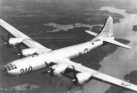 Pesawat pembom B-29 Super Fortress