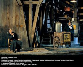 Wagner: Die Walküre - Bayreuth Festival 2018 (Photo Enrico Nawrath)