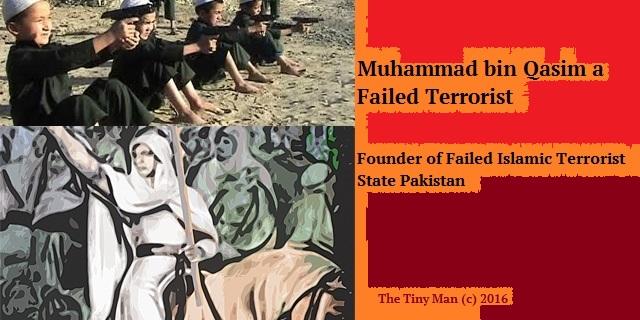 Muhammad bin Qasim a Failed Terrorist
