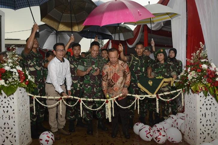 Bangun 6.000 Rumah, Merupakan Wujud Komitmen TNI AD Sejahterakan Prajurit dan PNS