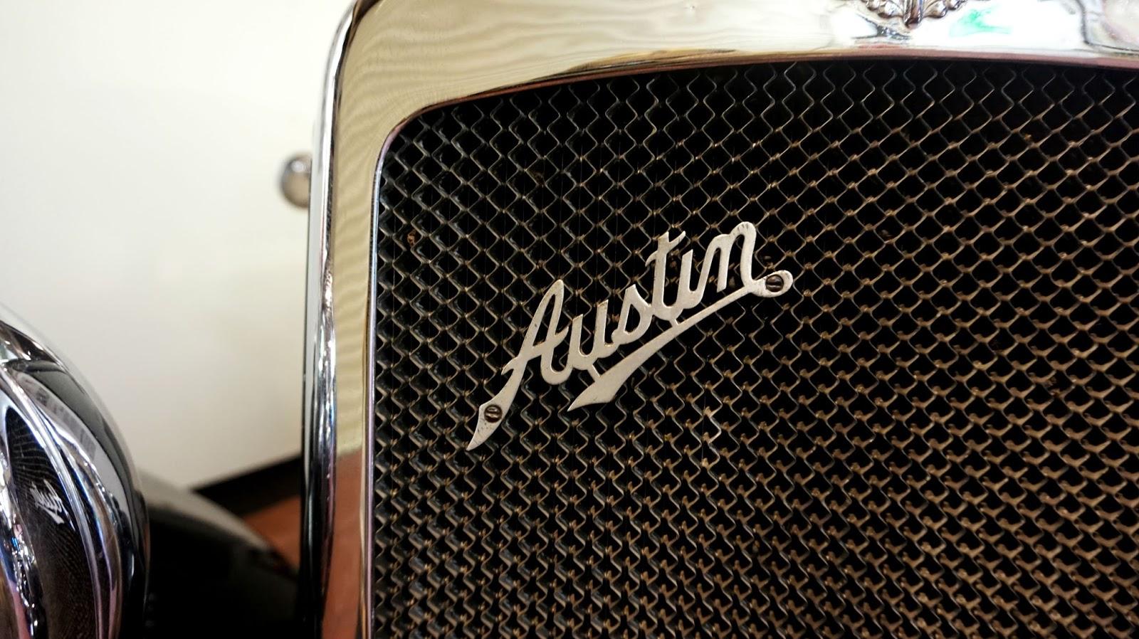 austin classic car haynes motor museum