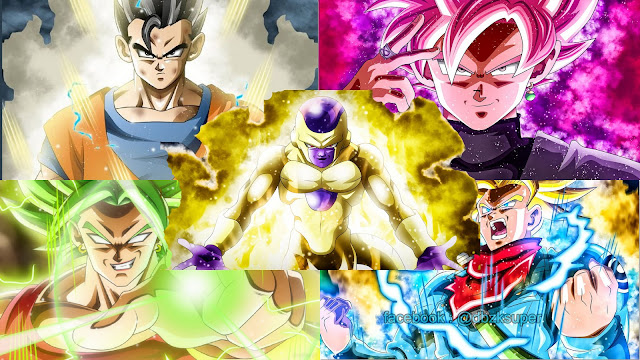 Top 5 Dragon Ball Super Transformations