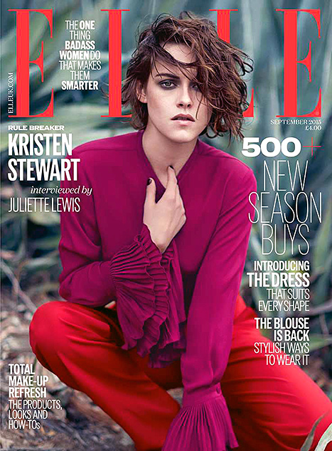 ELLE UK - Kristen Stewart
