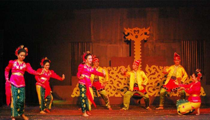 Tari Bagandut, Tarian Tradisional Dari Kalimantan Selatan