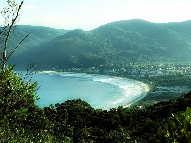 Praia de Pântano do Sul, Florianópolis