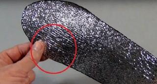 Ένας εύκολος τρόπος για να ζεστάνετε τα πόδια σας τον χειμώνα. Πρακτικό! (Βίντεο)