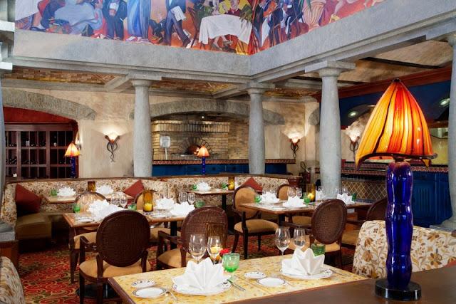 Frescobaldi Wine Dinner, Villa Danieli, Sheraton Imperial Kuala Lumpur