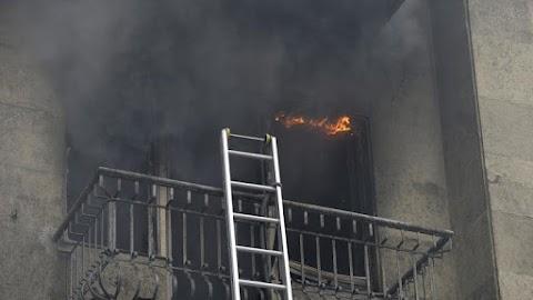 Kiderült: ez okozhatta a tüzet a IX. kerületben