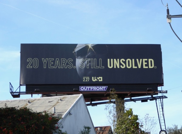 20 years Unsolved Biggie Smalls billboard