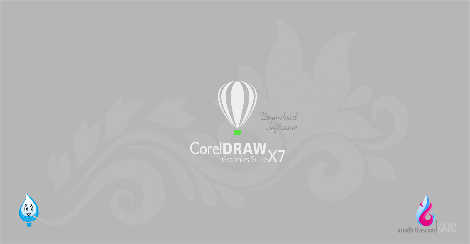 Download Software Coreldraw x7