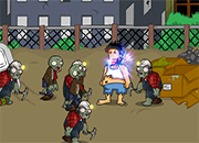 PvZ Tramp Vs Zombies