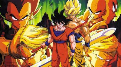 Top 10 Tokoh Terkuat Dragon Ball Z Dunia Kartun