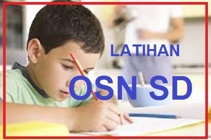 Latihan Soal dam Kunci Jawaban Soal KSN Matematika dan IPA SD 2021/2022