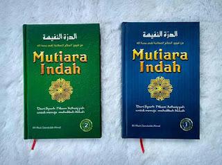 Buku Mutiara Indah Jilid 1 dan 2 Toko Buku Aswaja Surabaya