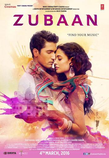 Zubaan 2016 Hindi Full Movie Download