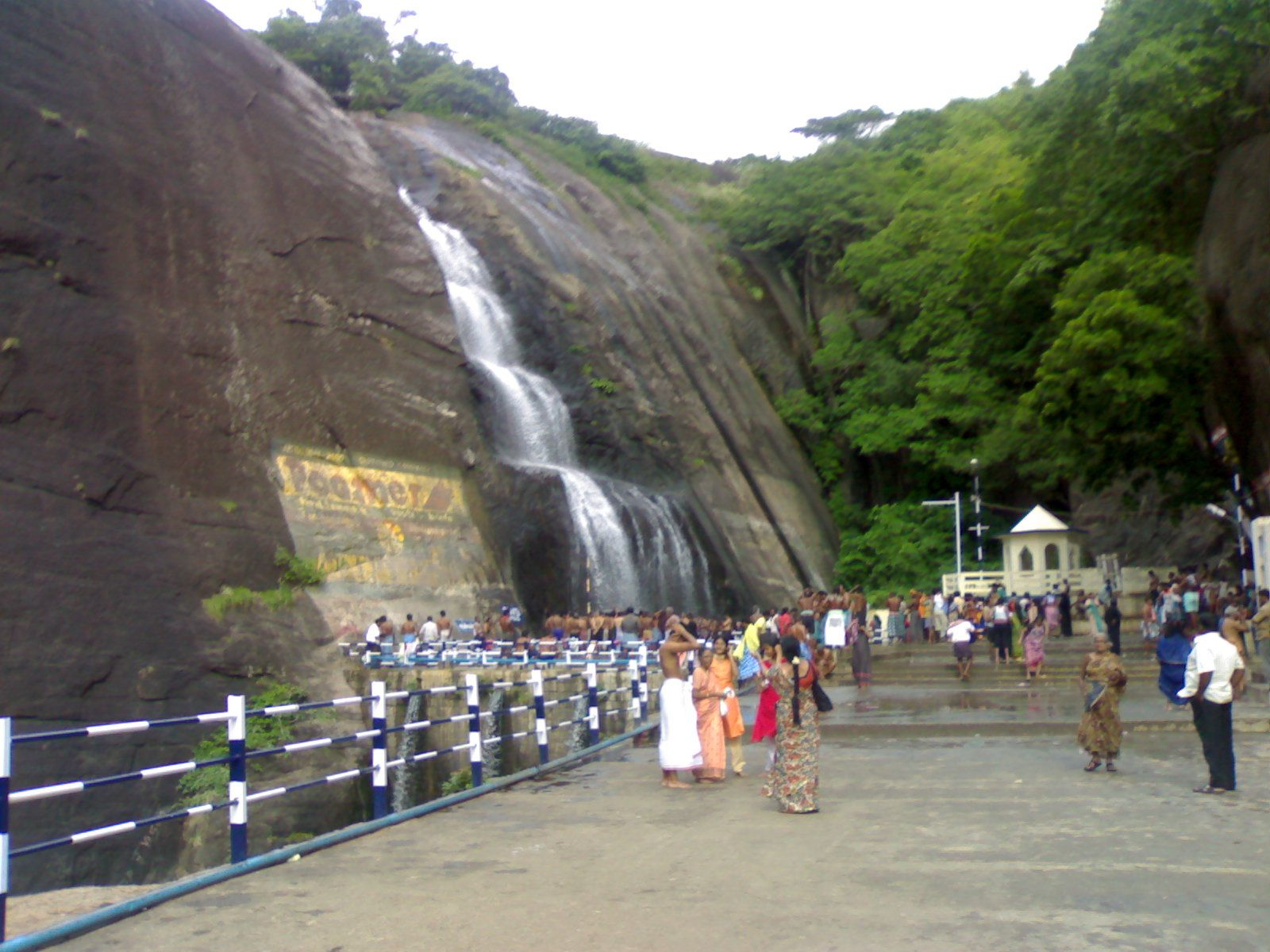 Courtallam India  city images : Courtallam Waterfall City Of Tamil Nadu | India Tourism