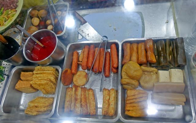 素食滷味小菜