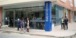 Oficinas Colpensiones en Medellín