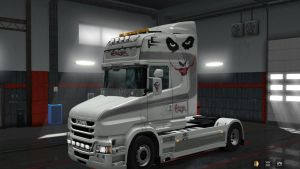 Joker Skin for Scania T