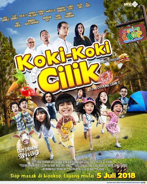 "Film Indonesia ""Koki Koki Cilik 2018"""