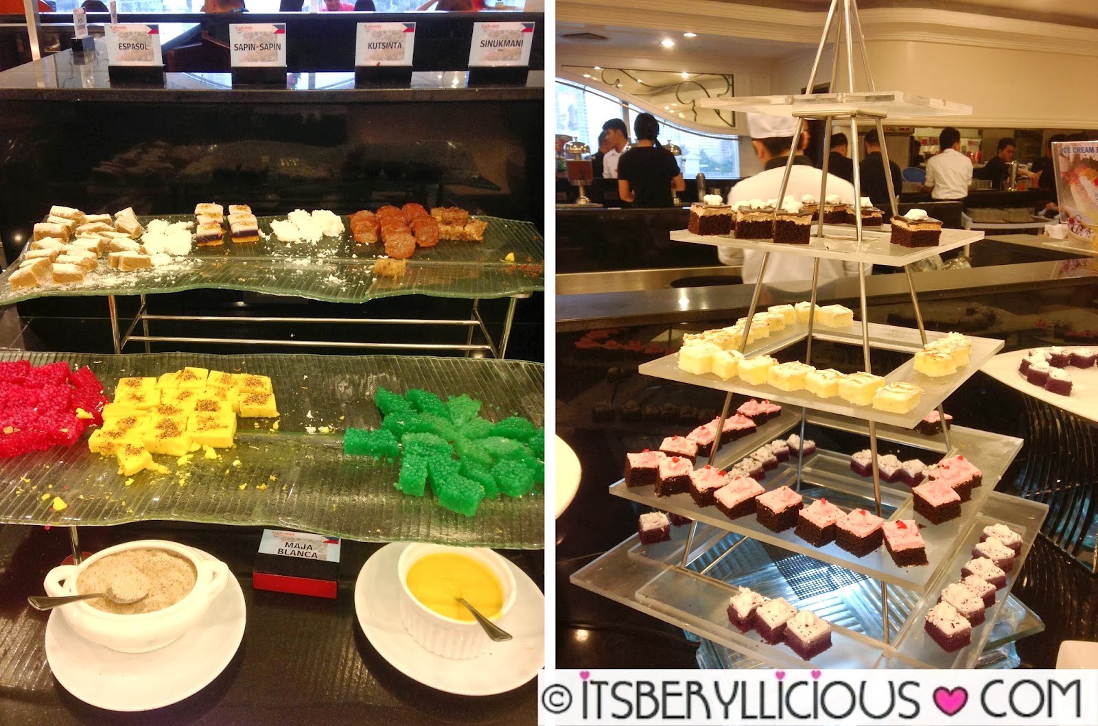 Around The World With Dad S World Buffets In Sm Megamall