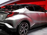 Info Update!!! Toyota C-HR Model SUV Laris Dipangsa Pasar Jepang! Berapa Harganya?