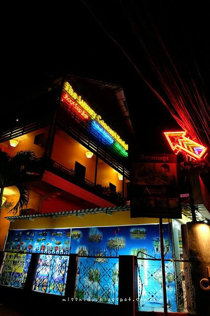 recommended hostel in siem reap near pub street