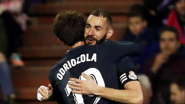 Hasil Liga Spanyol: Madrid Hajar Valladolid 4-1