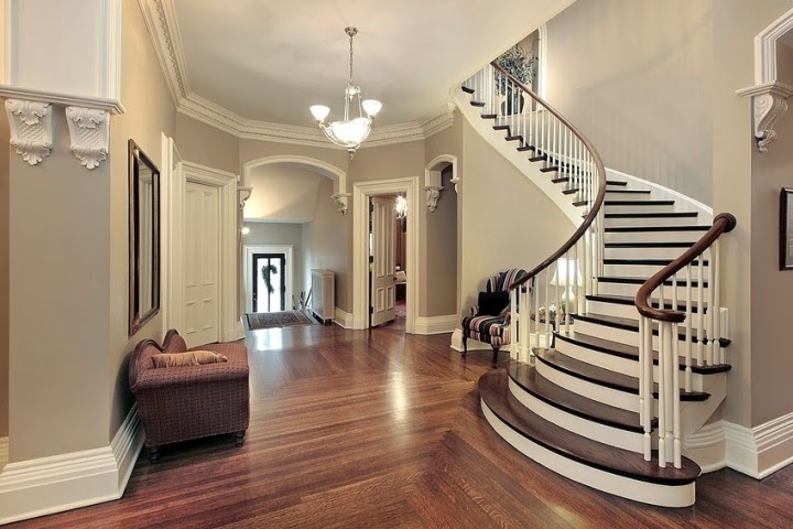 interior house paint colors photos