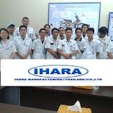 Operator Mesin Produksi PT Ihara MFG Indonesia Tahun 2020