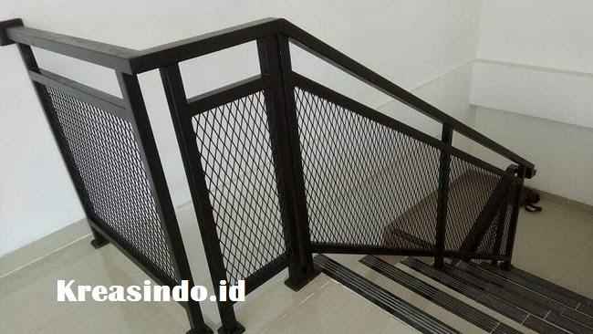 Jasa Pembuatan Railing Balkon Besi Expanded Di Jabodetabek Dan Sekitarnya
