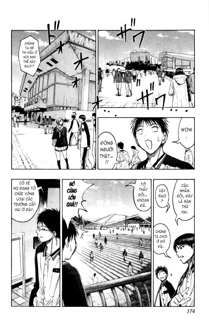 Kuroko No Basket chap 098 trang 9