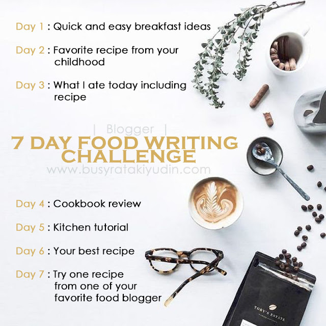 #FoodWritingChallenge ~ Day 3 What I Ate Today Including Recipe