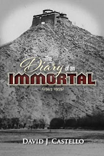 The Diary Of An Immortal (1945-1959) timeless science fiction by David J Castello