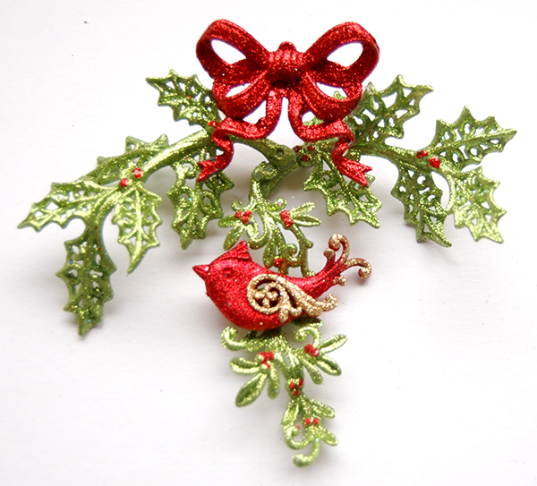 Christmas Wall Decor Michaels : Here s something different with ornaments