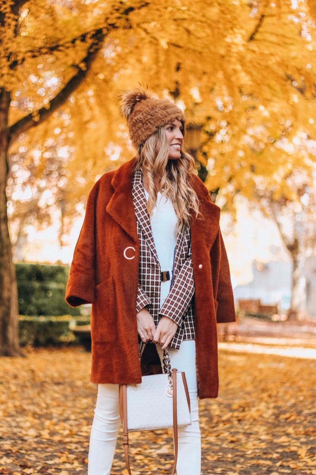 tendencia abrigo camel