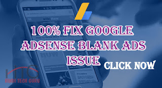 Fix Google Adsense Blank ADS Issue Ki Jankari