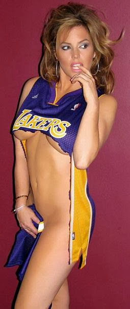 Lakers Sexy 64